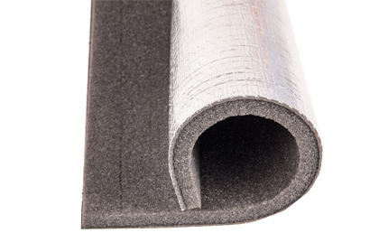 GUARTOFON® REFLATEK® PU 25/10 ALM R (Silver)